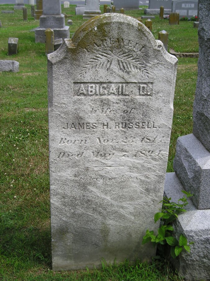 Abigail D. Russel