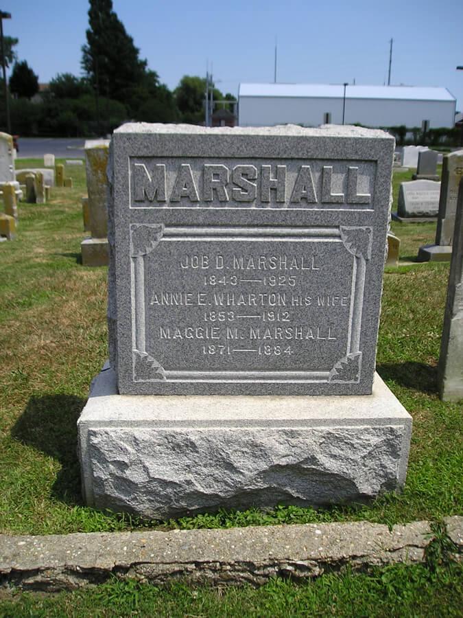 Annie Wharton Marshall