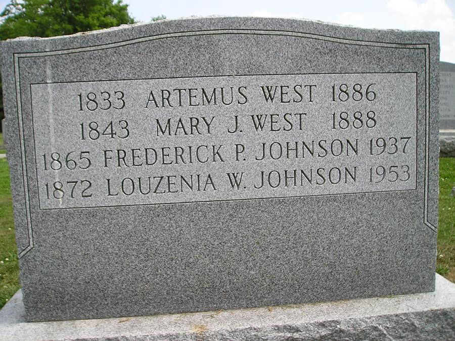 Artemus West
