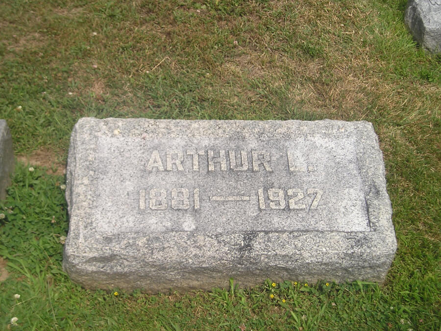 Arthur L Hill